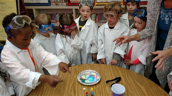 Science in Kindergarten