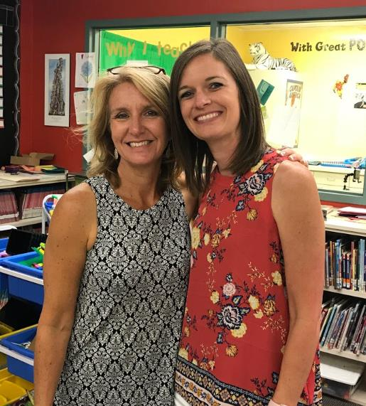 Mrs. Hillenburg and Mrs. Coffey Selected to Present at International Conference