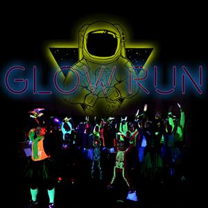 Students in Glow in the Dark Clothing