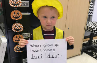 A Million Dreams Project: I want to be a Builder
