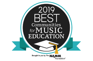 Best Community For Music Education Logo