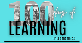 100 Days of Learning Mailer