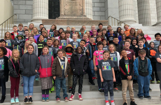 Willard South 4th Grade at Jefferson City
