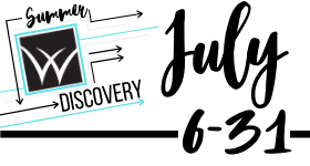 Summer Discovery July 6-31
