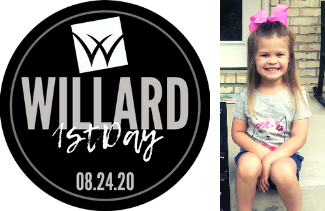 #Willard1stDay