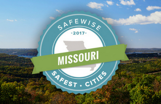 2017 SafeWise Safest Cities Logo