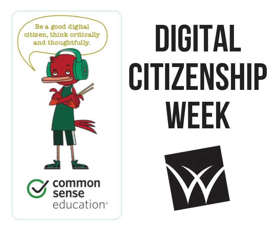 Digital Citizenship Week - Day 4 - Selfie Culture