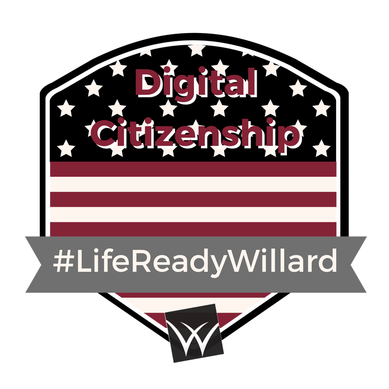 Digital Citizenship Week - Day 5 - Digital Footprint