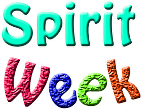 Spirit Week: March 5-9