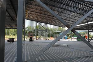 Steel Beam Construction