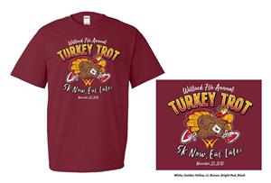 Turkey Trot TShirt