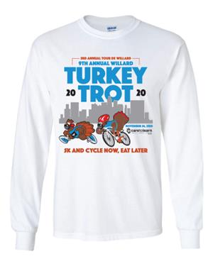 Turkey Trot TShirt Design